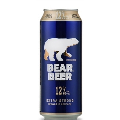 Bear Beer Extra Strong