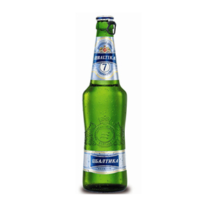 Bia Baltika 7 - Chai 330ml