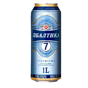 Bia Baltika 7 - 1000ml