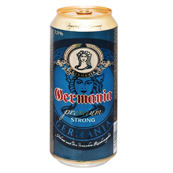 Bia Đức germania premium strong