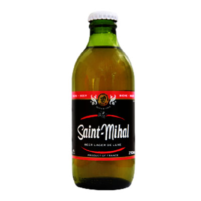 Bia Saint Mihal chai 250ml