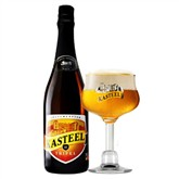Bia Kasteel Triple 750 ml